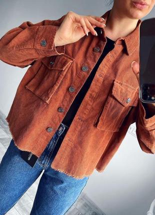 Велюровая курточка от pull&bear