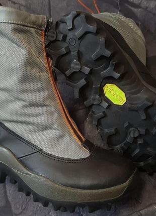 Треккинговые ботинки raichle - snow extreme xt / р.38.5 альпинизм