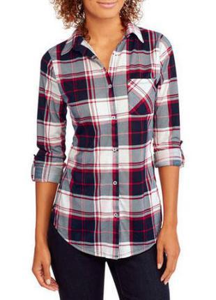 Женская рубашка caren brooks из америки