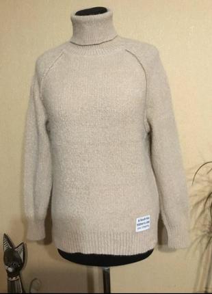 🔥шикарный🔥 свитер кофта с горлом гольф турция