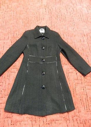 Осеннее-весеннее  пальто