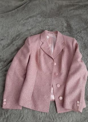Женский пиджак, хенд мейд