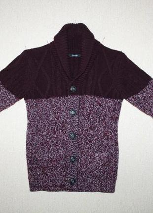 Стильная кофта george для юного модника