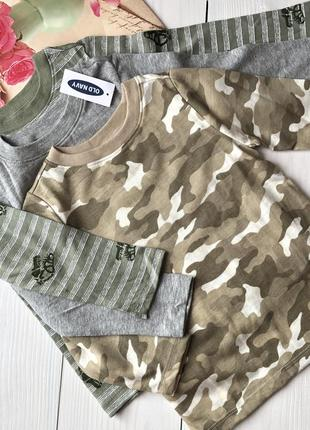 Реглан футболка old navy , набор 280грн