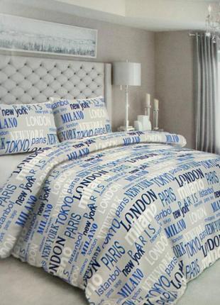 """Комплект постельного белья из бязи """"лондон"""""""