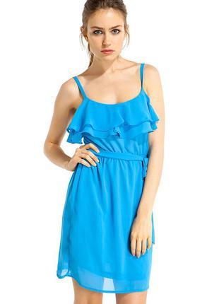 Шифоновое платье kira plastinina