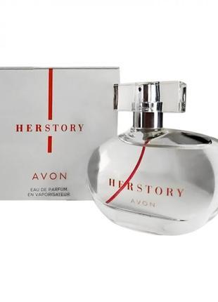 Avon herstory парфумована вода   парюм