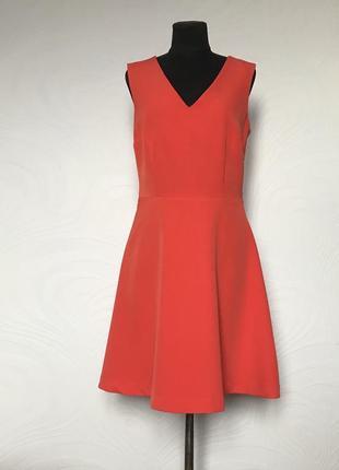 Красивое элегантное платье миди платье с открытой спиной asos reserved zara
