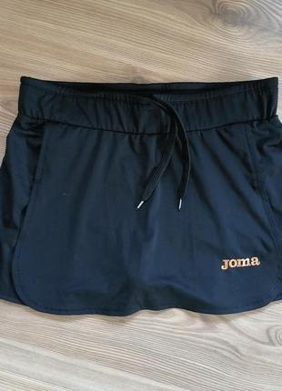 Спортивная юбка-шортики для девочки