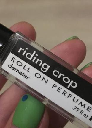 Парфумована олійка demeter riding crop