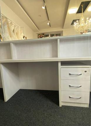 Ресепшен, офисная мебель, стол, стойка администратора, ресепшн2 фото