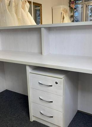 Ресепшен, офисная мебель, стол, стойка администратора, ресепшн4 фото