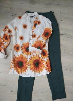 Комплект рубашка+брюки