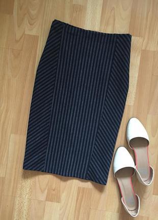 Доступно - стильная юбка-миди *roman originals* 14 р.