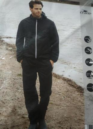 Непромокаемые штаны, дождевики