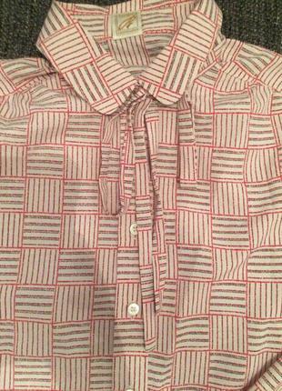 Винтажная рубашка от basler