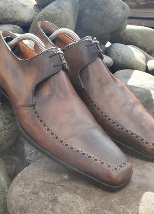 Добротные туфли,туфлі gerard sene!