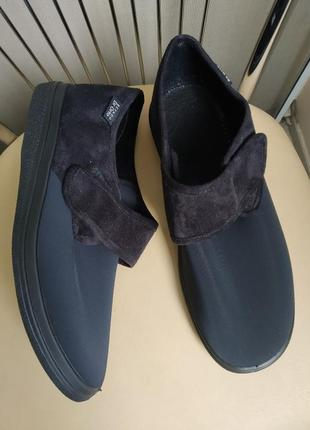 45 и 46 o. dr. orto новые ортопедические диабетические туфли мокасины ботинки
