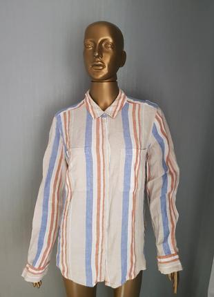 Блузка лен