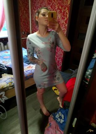 Платье летнее4 фото