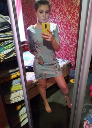 Платье летнее2 фото