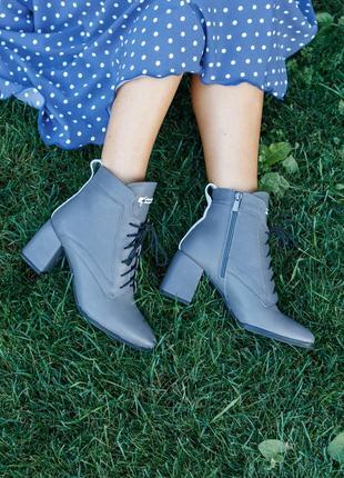 Шкіряні ботиночки