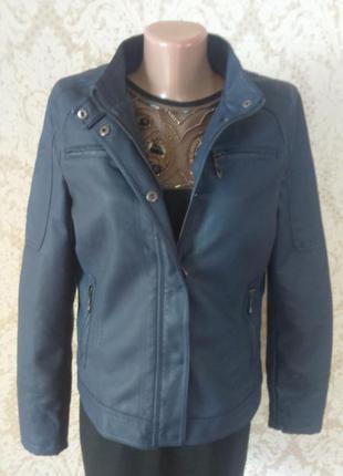 Осенняя куртка косуха
