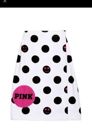 Полотенце  victoria's secret pink. оригинал