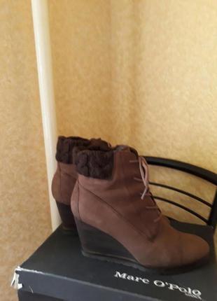 Ботинки marc o´polo