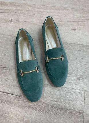 Лоферы туфли цвет по выбору