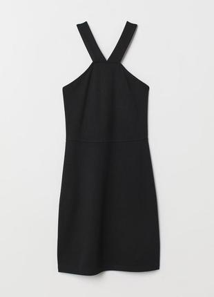 Платье из вискозного трикотажа h&m, р. 38евро