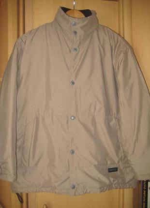 Деми куртка мальчику/подростку 10-12 лет