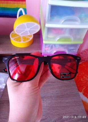 Скидка! ray flector ❤️яркие солнцезащитные очки