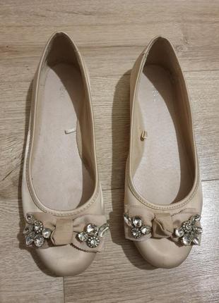 Балетки туфлі next