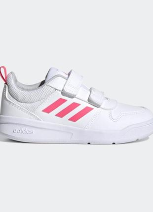 Кроссовки adidas р.33,36,37 оригинал, кожа, на липучках белые, кеды