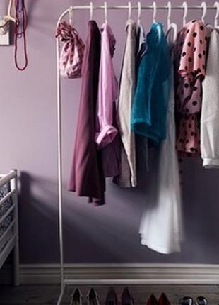 Штанга для одягу