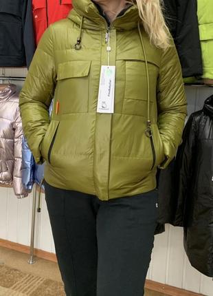 Куртка весенняя s - xl