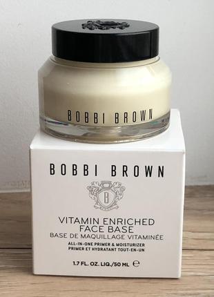 Витаминная база для лица bobbi brown vitamin enriched face base