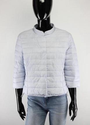 Куртка небесного цвета amisup