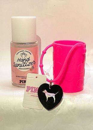 Антибактериальные спреи mini от victoria's secret pink 3 шт 180 грн