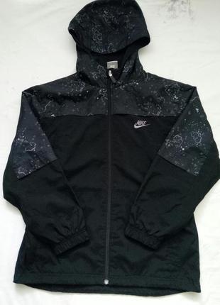 Куртка спортивная nike air.