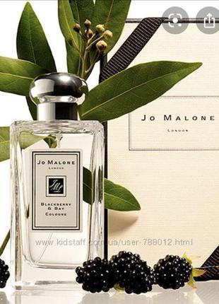 Отливант jo malon - blackberry bay оригинал