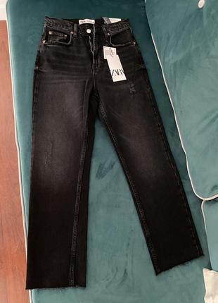 Очень классные модные джинсы zara