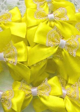 Бантики букетики на свадьбу на весілля