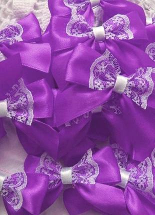 Бантики на весілля на свадьбу
