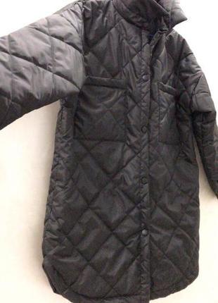 Крутая стеганая куртка zara6 фото