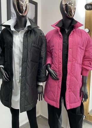 Крутая стеганая куртка zara7 фото