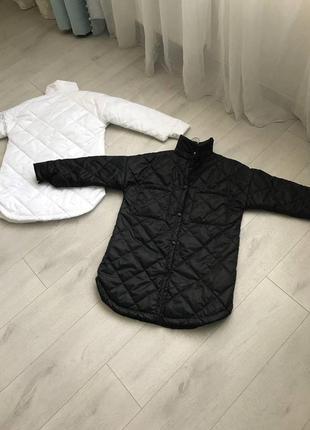 Крутая стеганая куртка zara3 фото