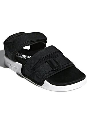 Босоножки женские adidas adilette 2.0 черные / босоніжки сандалии сандалі адидас адідас
