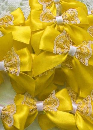 Бантики для весілля на свадьбу